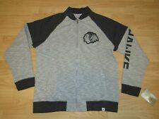 Chicago Blackhawks Majestic Grey Ghost Full Zip Jacket size Men's XL