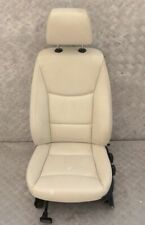 BMW 3 Series E90 E91 Lemon Leather Front Left Passenger Seat with Airbag N/S