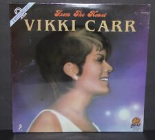 Vikki Carr From The Heart double LP vinyl record SEALED cut out