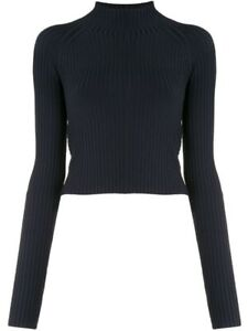 Dion Lee Twisted back cropped jumper Size XS