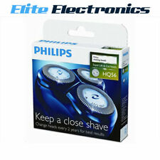 PHILIPS HQ56 REPLACEMENT SHAVING HEADS FOR HQ3 HQ4 HQ5 HQ64 HQ66 HQ68 HQ69