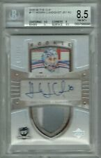 05-06 UD The Cup  Henrik Lundqvist  /199  Auto  Patch  Rookie  Beckett 8.5