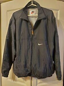 Reduced $10 Vintage Nike Mens Track Suit Black Large