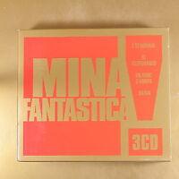 MINA - FANTASTICA - 3CD - MT - BUONO CD [AQ-046]