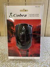 New Cobra Rad-250 Radar Detector Free Priority Shipping