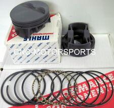 Chevy LS7 Stroker Mahle Flat Top Pistons 4.000 x 6.067 x 4.125 LS7181125F03