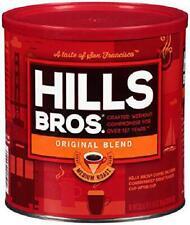 Hills Bros Coffee, Original Blend Medium Roast Ground, 30.5 Ounce
