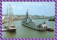 Carte Postale - CPM - 44 - Le Port Arrivé du Maillé-Brézé - escorteur d'escadre