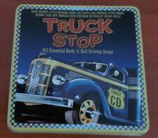 TRUCK STOP-60 ESSENTIAL ROCK N'ROLL DRIVING SONGS-3 X CD UK 2014