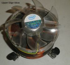 Intel Core i7 Extreme Heatsink CPU cooler and fan for LGA1366 CPUs e31964-001
