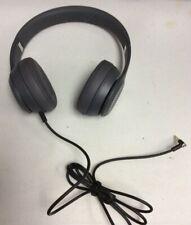 Dr. Dre Beats Solo 3 Headphones- Demo- Gray(see description) Not wireless