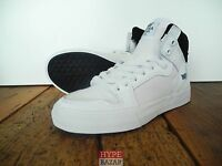 SUPRA FOOTWEAR VAIDER SNEAKER NEU WHITE-BLACK GR: US 7 EUR 38 SUPRA SHOES