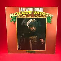 IAN WHITCOMB The Boogie Woogie Jungle Snake 1983 UK vinyl LP EXCELLENT CONDITION