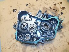 honda cr125 cr 125 right RH engine center main crank case block 88 1988