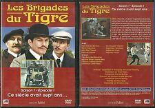 DVD - LES BRIGADES DU TIGRE / SAISON 1 - EPISODE 1 / COMME NEUF