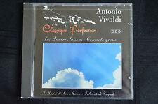 Classique Perfection - Antonio Vivaldi  Classical music CD New and sealed (B12)