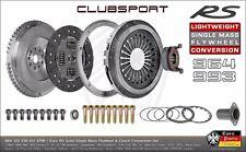 PORSCHE 964 993 Flywheel & Clutch Set Euro RS Clubsport Single Mass Lightweight