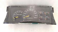 Chevy Suburban instrument cluster speedometer 95-99 224k Silverado K1500 Yukon