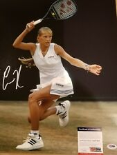 Anna Kournikova Signed 16x20 Photo PSA/DNA ITP COA
