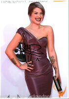 Kelly Osbourne signed autograph UACC AFTAL