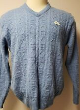 MONTE CARLO MEN'S v- neck SWEATER SIZE 44- L