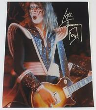 Ace Frehley KISS Signed Autograph 16x20 Photo  Poster