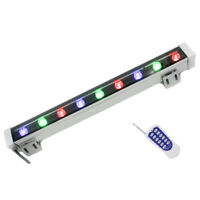 Outdoor LED RGB Wall Washer Light Strip Flood Washer Lamp Remote Control Stage