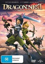 Dragon Nest - Warriors' Dawn [ DVD ] LIKE NEW, Region 4 + 2, Fast Post....5751