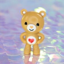 Care Bears TENDERHEART BEAR CARE-MOJI Emoji Figure 2017 Blind Bag Series 1 BD918