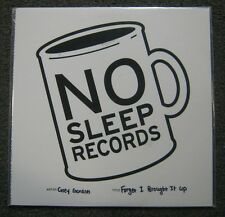 Grey Gordon - Forget I Brought It Up Test Pressing LP - No Sleep Records 1/20
