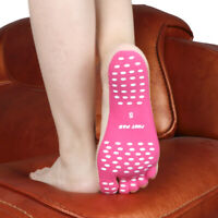 AM_ Barefoot Soles Stick Feet Pad Invisible Waterproof Anti-Slip Beach Shoes Fin