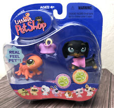 💖🐶NEW Littlest Pet Shop Dachshund #325 & Gecko #326 NIB NIP