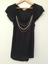 Jag black top - size XS - as new