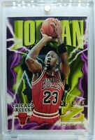 Rare: 1996 96-97 Z-Force Z-Cling MICHAEL JORDAN #11, Blank Back MJ Sticker!