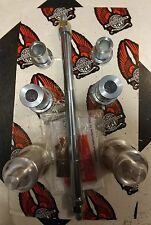 HARLEY CUSTOM CYCLE FLT FXR SWINGARM RETROFIT KIT WITH AXLE