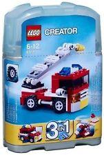 Lego Creator Mini Camión De Bomberos (6911) 3 en 1-Nuevo Sellado