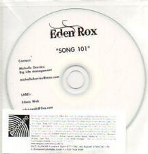 (44J) Eden Rox, Song 101 - DJ CD