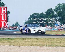 RUSTY WALLACE #2 MILLER LITE FORD AT WATKINS GLEN 1997 8X10 PHOTO NASCAR WINSTON