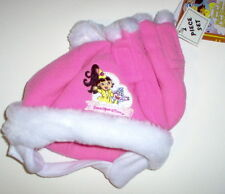 NWT DORA THE EXPLORER TODDLER HAT & MITTENS PINK FAIRYTALE ADVENTURE NICK JR.