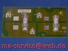 SIEMENS 6SE7024-7UD84-1HG0 FUSE HOLDER   with 2x Bussmann Fuse100A FWP-100A22F