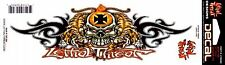 Sticker NITROUS THREAT - Made in USA - Style TRIBAL HARLEY