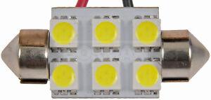 License Plate Light   Dorman   6461W-SMD