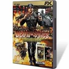 JUEGO  FX INTERACTIVE  PC GAME  DEATH TO SPIES ANTHOLOGY  NUEVO (SIN ABRIR)