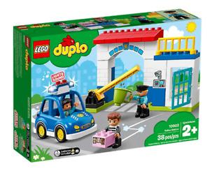 LEGO DUPLO 10902 Police Station ~ NEW ~