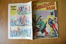 FUMETTO AVVENTURE DI KINOWA L' AMAZZONE ROSSA n. 1 DEL 1953 COMPLETO