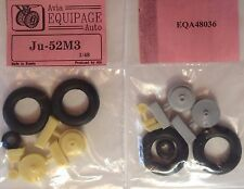 EQA48036 Equipage 1/48 Rubber Wheels for Junkers Ju-52/3m