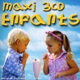 SANDERSON Richard - Maxi 3CD enfants - CD Album