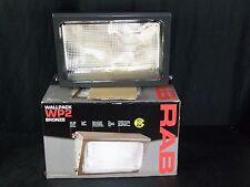 Rab Wp2 Bronze Hpf Glass Lens Outside Flood Light Wall Pack Wp2F26