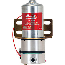 MSD/Mallory 29256 110GPH High Performance Electric Fuel Pump (FR)