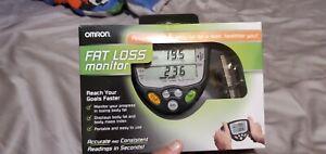 Omron HBF-306C Handheld  Omron Fat Loss Monitor HBF 306C 5325259-6B HBF-306-Z5